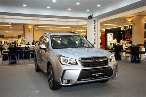subaru malaysia test drive review subaru forester 2 0i p autoworld com my