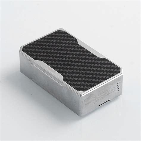 Mod Voopoo Drag 157 W Carbon Black Battre Mxjo authentic voopoo drag 157w matte black carbon fiber tc vw box mod