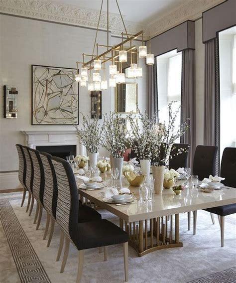 modern dining room sets   big family luxury