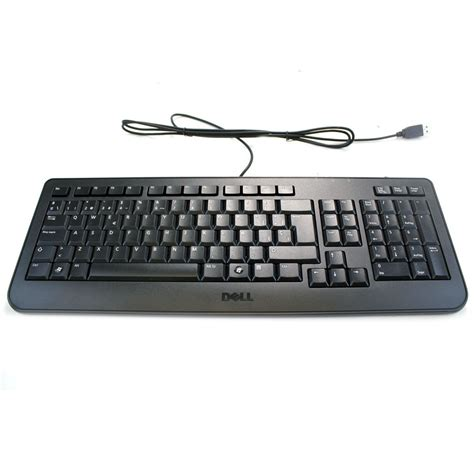 Keyboard Exsternal dell usb external keyboard y542k keyboards keypads