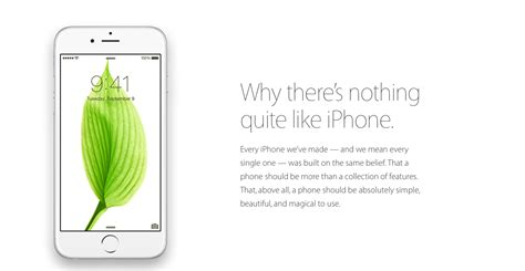 Tips Of The Weektheres Nothing Like 3 by Apple Debuts Why There S Nothing Quite Like Iphone Web