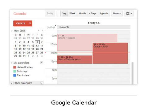 doodle calendar program the best calendar software for small business