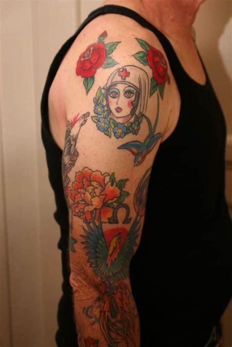 long sleeve tattoo designs 22 amazing sleeve designs sheideas