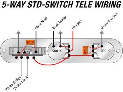 telecaster series wiring diagram 28 images mod garage