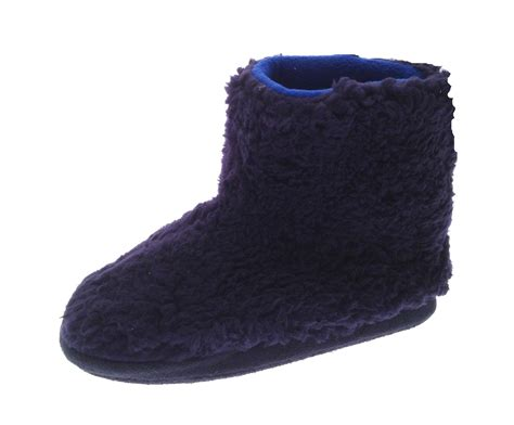 size 9 slipper boots boys childrens slippers boots booties
