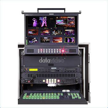 Datavideo Hs 600 8 Channel Mobile Sd Studio datavideo technologie broadcast production equipment at