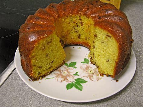 schoko orangen kuchen orangen schoko kuchen rezept mit bild bbq