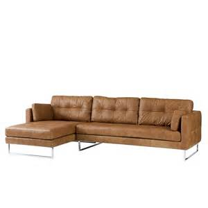sofa couch for sale paris leather left hand corner sofa tan dwell