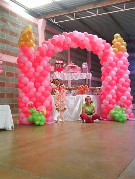 decorar con globos cumpleaños infantiles fotos de decoraci 243 n con globos para fiestas infantiles