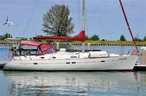 Australia 411 Lookup 2001 Beneteau Oceanis 411 Sail Boat For Sale Www Yachtworld