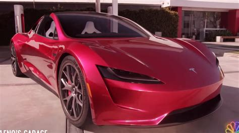 2020 Tesla Roadster Battery by Leno Tests The 2020 Tesla Roadster