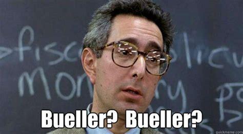 Ferris Bueller Meme - fictional teachers we wish we had in real life houston