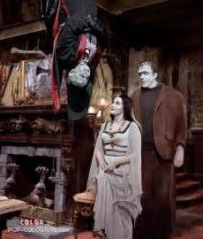 the munsters in color pop colorture