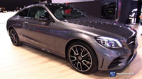 Mercedes C 2019 Interior by 2019 Mercedes Amg C Class Coupe Exterior And Interior