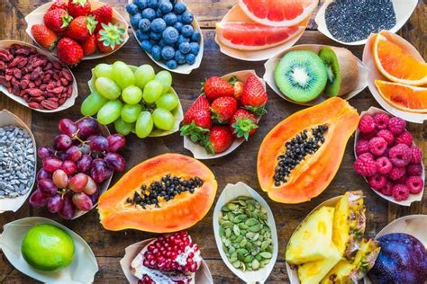 fruit with protein highest protein fruit list of the top 40 richest in protein