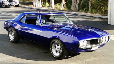 Pontiac Firebird 1967 1967 Pontiac Firebird Coupe 117443