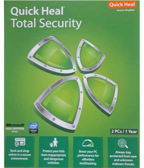 quick heal antivirus for pc free download 2015 full version quick heal total security 2015 2 pc 1 year buy quick