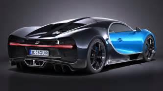 All Bugatti Models Bugatti Chiron 2017 Without Interior Squir