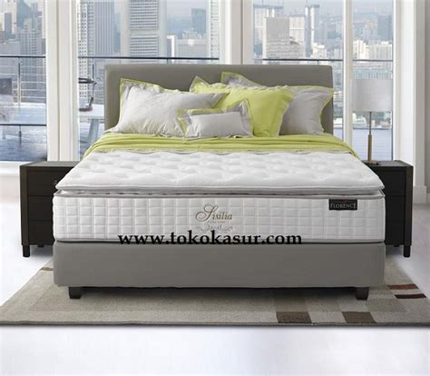 Florence Modena 160x200 Springbed Kasur florence bed kasur florence toko furniture simpati