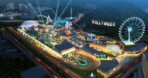dubai theme parks new bollywood theme park aims to bring more visitors to dubai