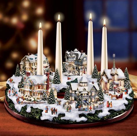 kinkade centerpiece kinkade centerpiece 28 images kinkade s a for santa