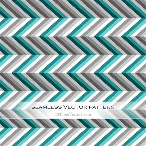 how to make a zigzag pattern in illustrator zigzag chevron seamless pattern illustrator 123freevectors