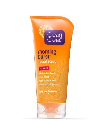 Scrub Clean Clear morning burst 174 scrub clean clear 174
