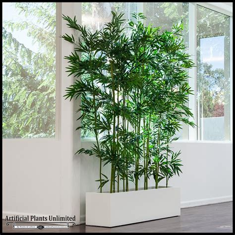 indoor artificial bamboo poles for sale artificial