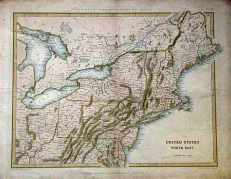map of us east coast mountain ranges mountain map eastern us