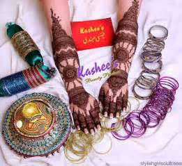 Lovely kashees mehndi designs for girls 2016 2017 50