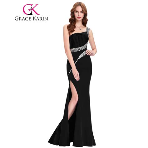 prom dresses in colors red black blue prom grace karin sequin long prom dresses black red royal blue