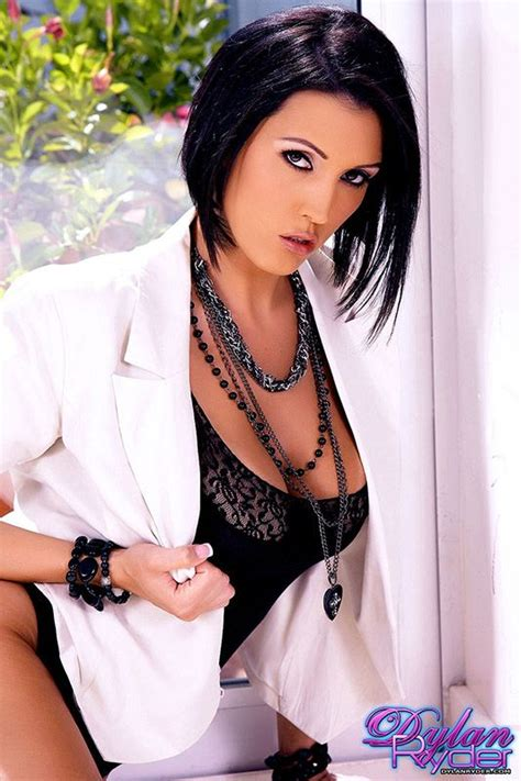 dylan rider with a pixie haircut dylan ryder loves her necklaces haircut model hot