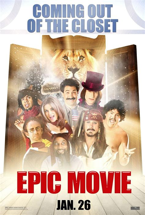 epic le film epic movie epic movie 2007
