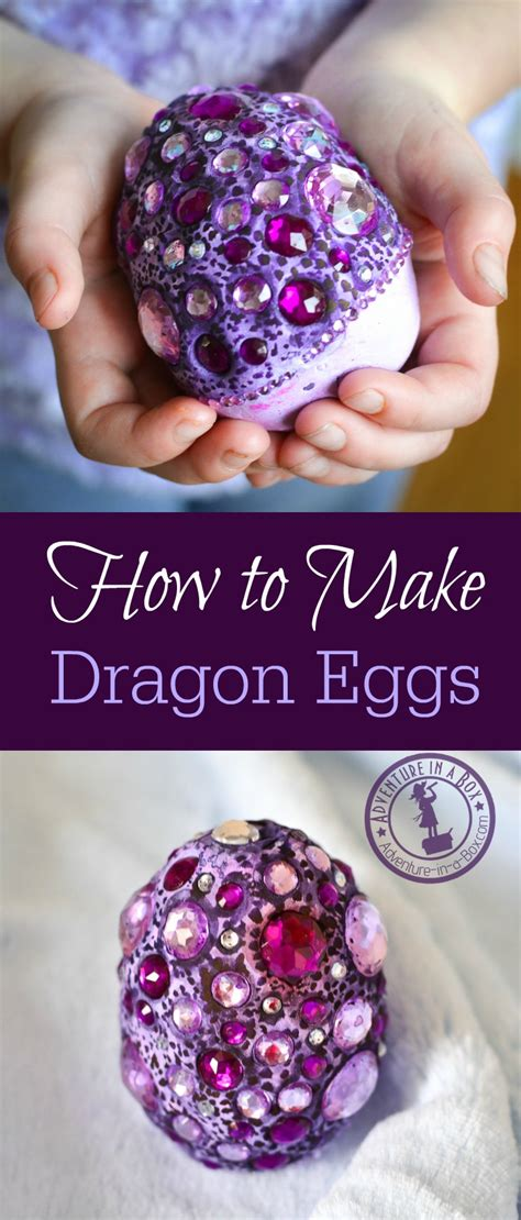 crafts for 10 and up how to make eggs adventure in a box