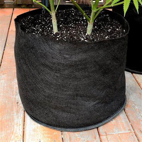 30 Gallon Planter by 30 Gallon Grassroots Fabric Pot Classic Grassroots