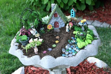 things to build in backyard 12 diy fairy garden ideas and kits diy crafts ideas