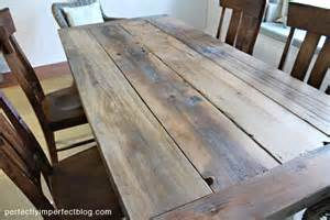 Building your own farm table for the home pinterest