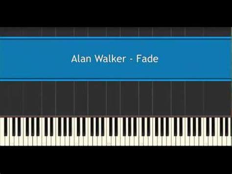 tutorial piano faded faded alan walker tutorial piano easy f 225 cil de aprender