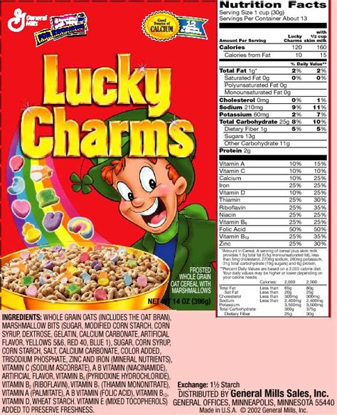 9 whole grains on food labels the general mills whole grain label