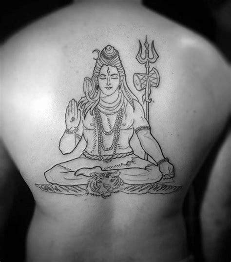 shivji tattoo designs 60 shiva designs for hinduism ink ideas