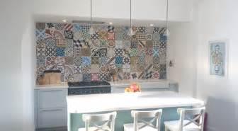 Carreaux De Ciment Patchwork #8: 6e-moroccan-encaustic-tile-kitchen-backsplash-patchwork-pattern-idea.jpg
