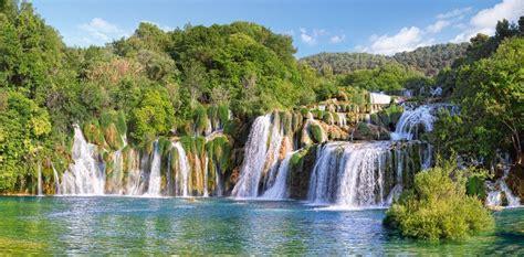 puzzle krka waterfalls croatia castorland 400133 4000 pieces jigsaw puzzles and