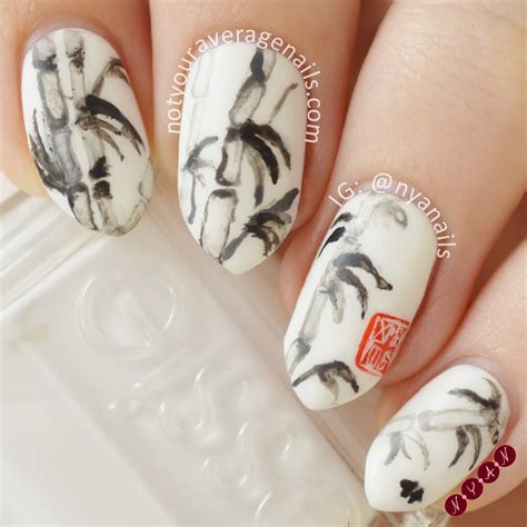 ci bamboo tutorial n y a nails bamboo
