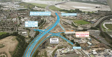 layout road meaning new road layout will mean quicker easier and more