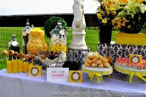 Yellow Candy Buffet Orange Yellow Gray Wedding Pinterest Yellow Buffet