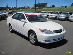 2004 Toyota Camry Le White 2004 Toyota Camry Le Exterior Photo 48800770