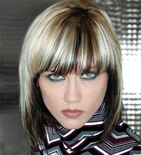 two tone hair color ideas for hair two toned hair color ideas and brown hair