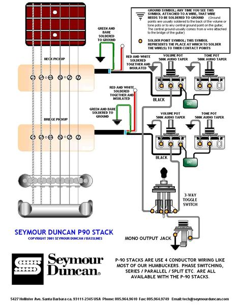 gibson p 90 wiring diagram gibson free engine