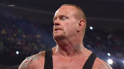 raw results the undertaker strikes back and john cena