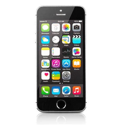apple iphone 5s neu an1 smartphone 32 gb spacegrau ios